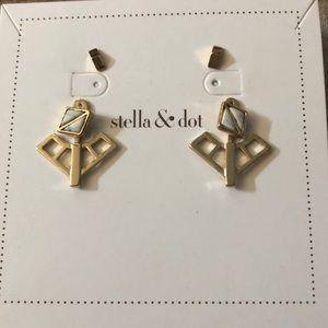 Mondrian Ear Jackets Stella & Dot